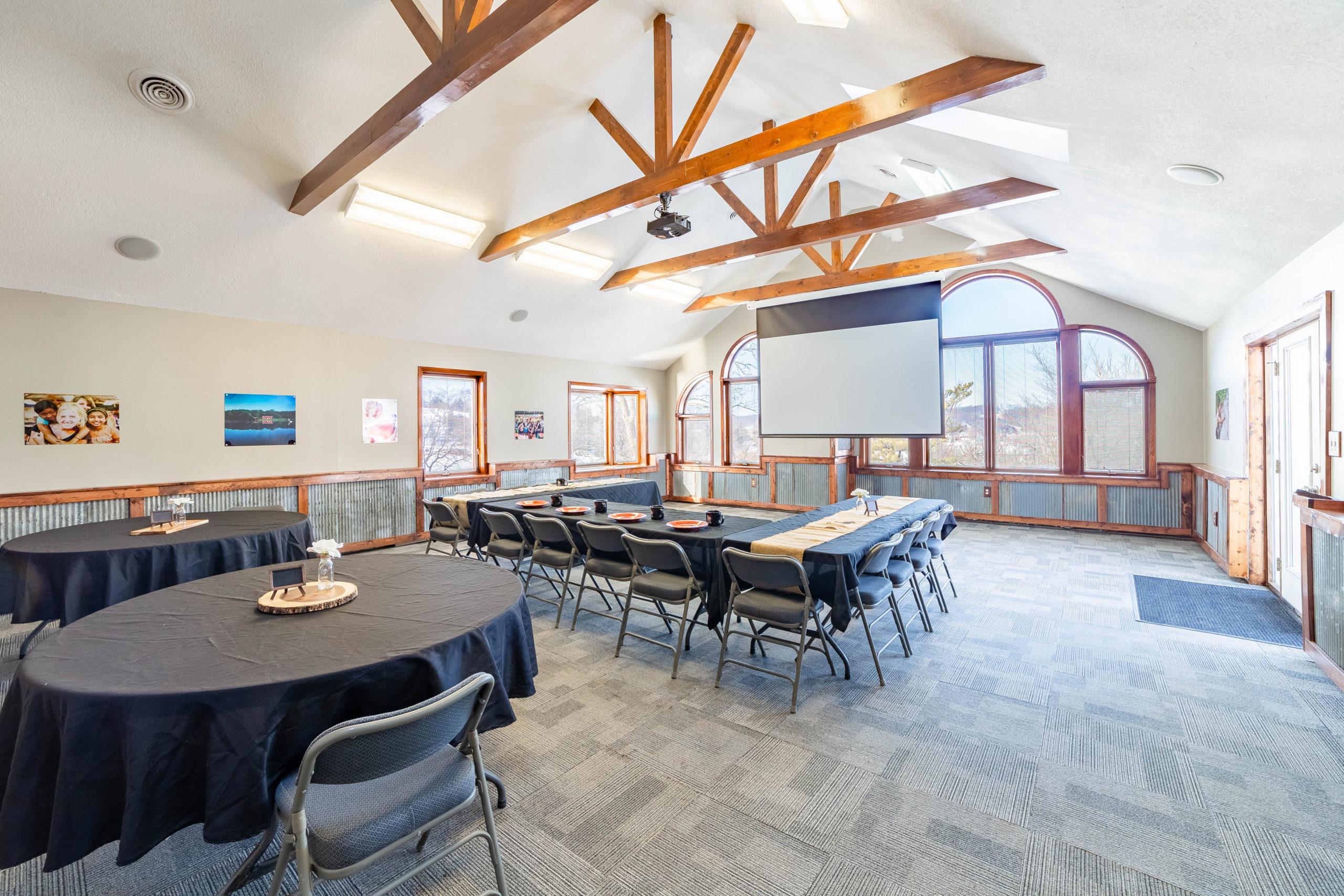 medium sized meeting room